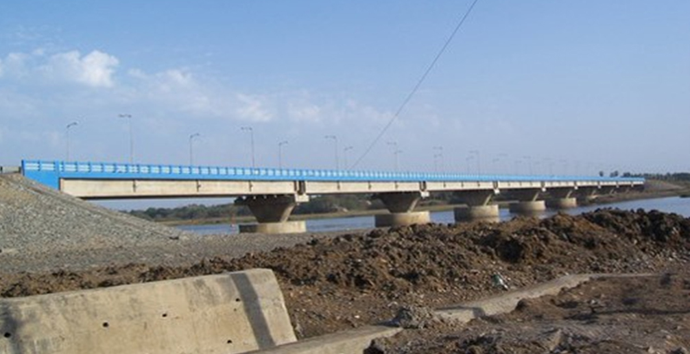 Bridge across Damanganga river – Bharuch Bridges