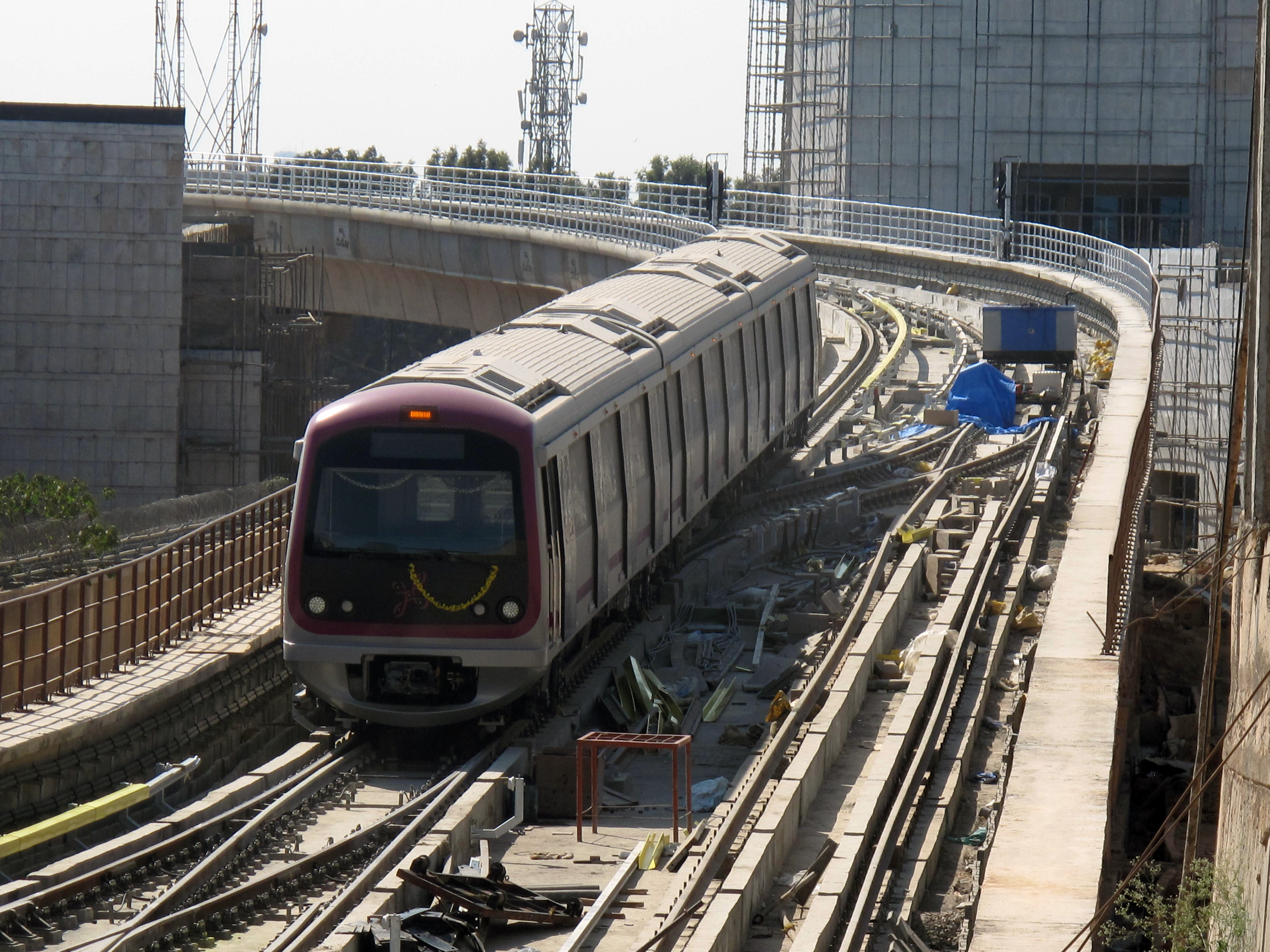 Bangalore Metro Rail Corporation Ltd EPDD-3 Phase 2 (Reach 5 and Reach 6)